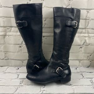 Nine West American vintage Vasookie leather boots
